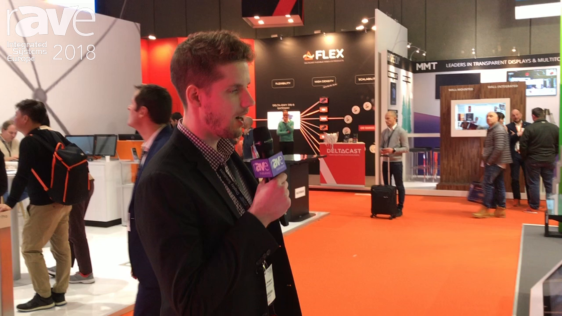 ISE 2018: eyefactive Provides App Store and Content Management For Interactive Touchscreens