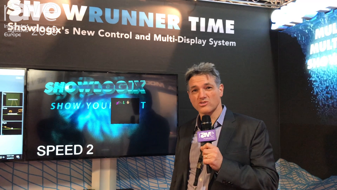 ISE 2018: Showlogix Highlights Its Showrunner Software Platform