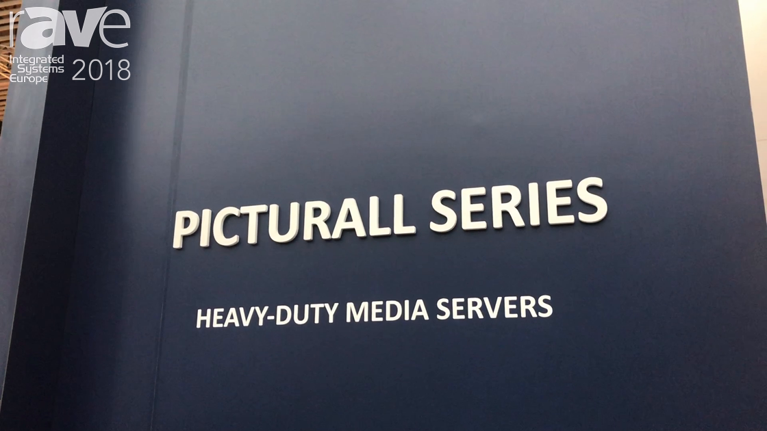 ISE 2018: Analog Way Shows Off PicturAll Series of Heavy-Duty Media Servers
