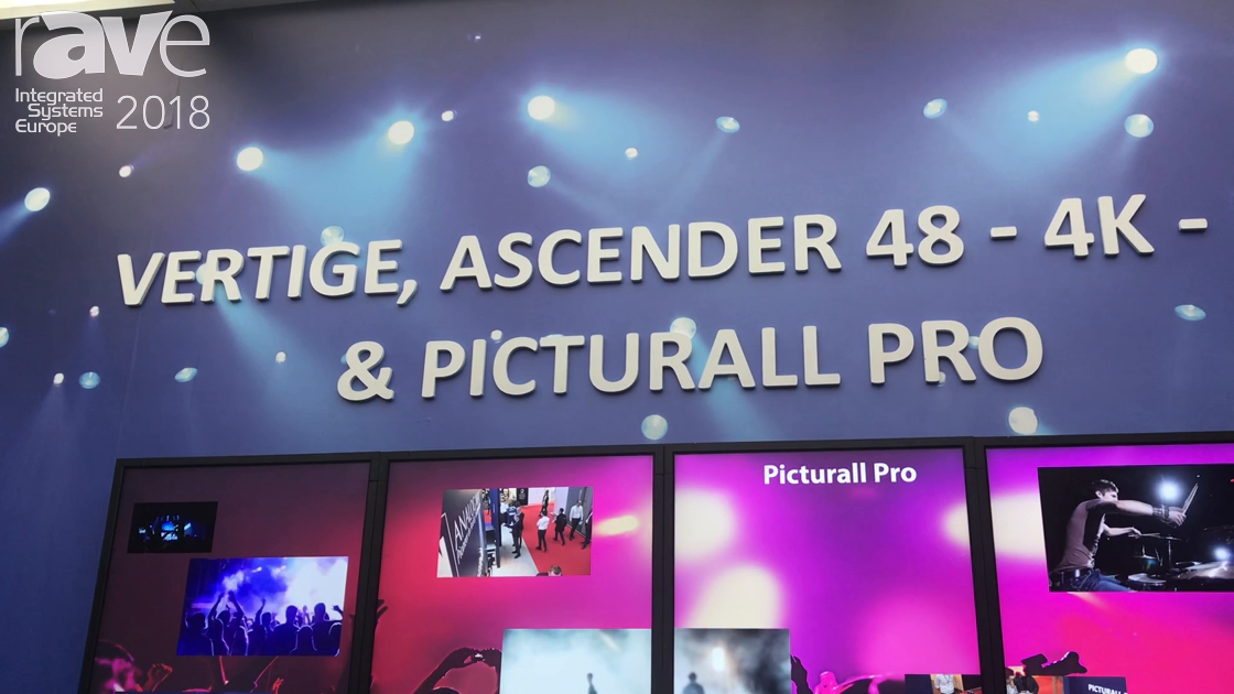 ISE 2018: Analog Way Shows Off Vertige Control Unit for Live Event Production