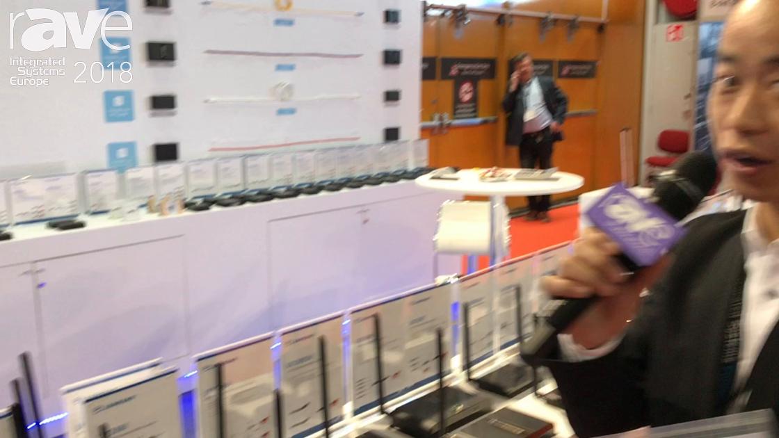 ISE 2018: Shenzhen Lenkeng Technology Talks About LKV388Pro HDMI Extender
