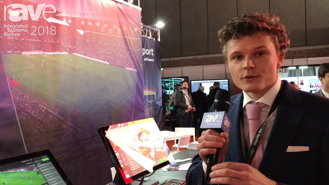 ISE 2018:  Goal Sport Software Demos All-in-One Platform For Sporting Events