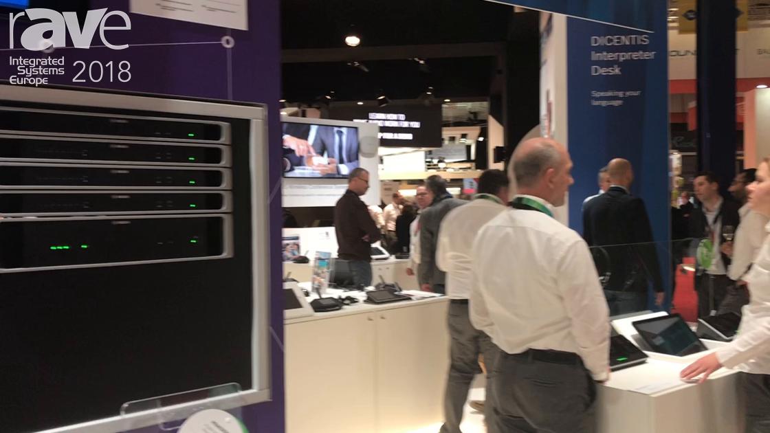 ISE 2018: Bosch Security Debuts Praesensa Public Address Voice Alarm System