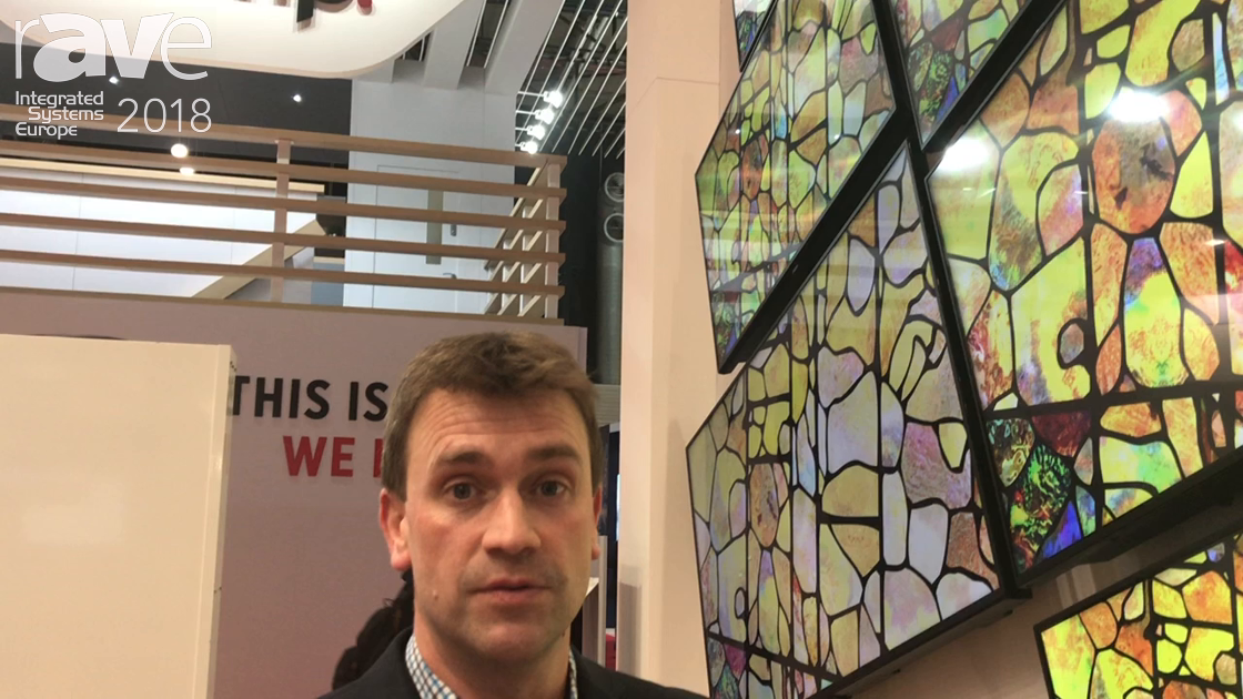 ISE 2018: Toshiba Highlights Its Range of Display Solutions