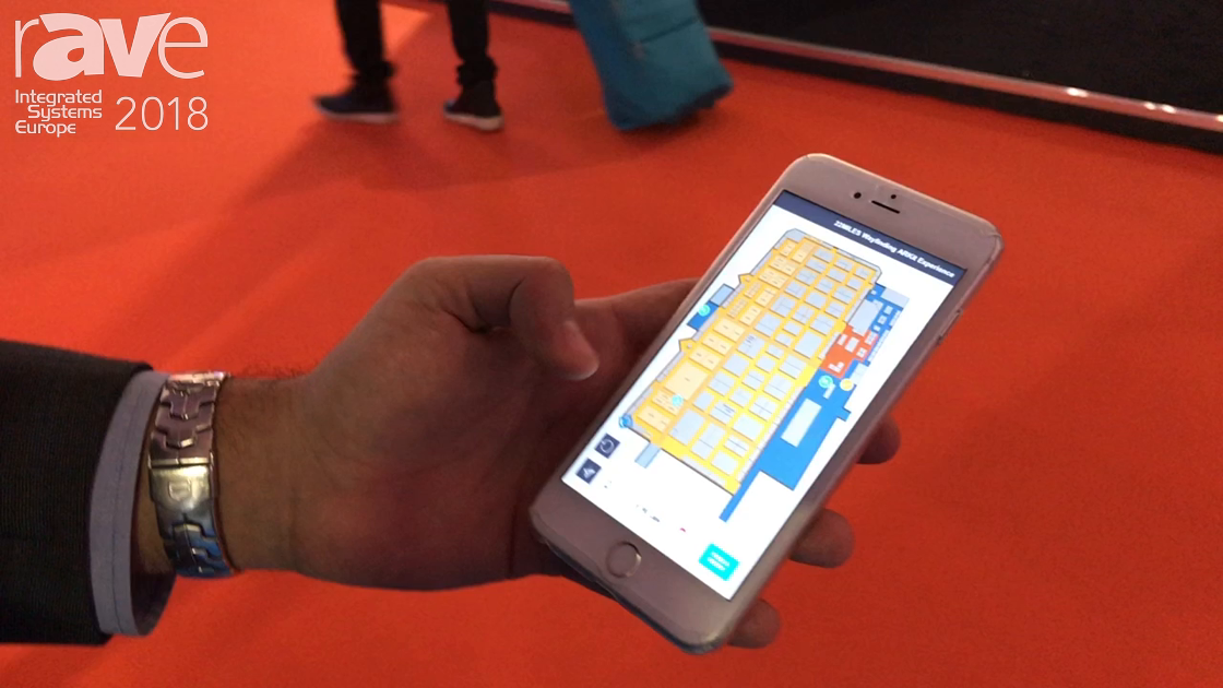 ISE 2018: 22MILES Wayfinding Adds Augmented Reality Kit To Mobile App