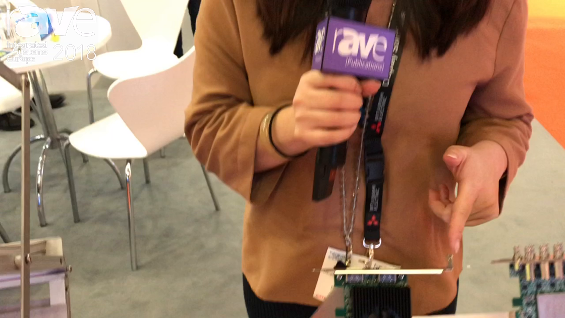 ISE 2018: Magewell Electronics Talks About Dual Channel 4K 60 Capture HDMI Cards