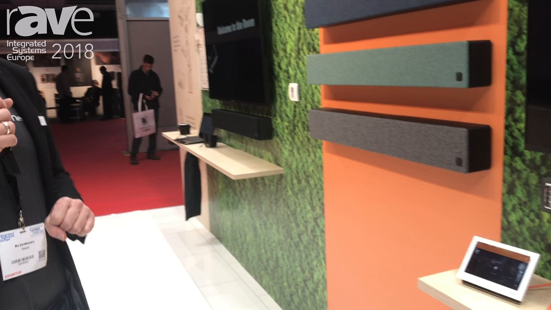 ISE 2018: Neets Debuts Sound Bar With 4×20 Watts Over Two Tweeters and Two Subwoofers