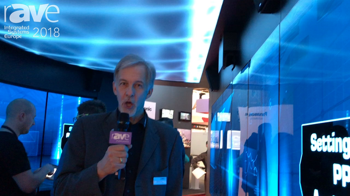 ISE 2018: LANG AG Presents Immersive Room Demo with Interactivity, Radar Touch and OLED Technologies