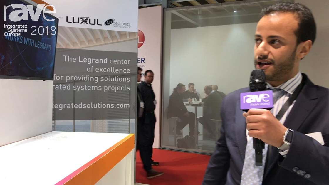 ISE 2018: Legrand Talks About Its Eliot Program for IoT Integration
