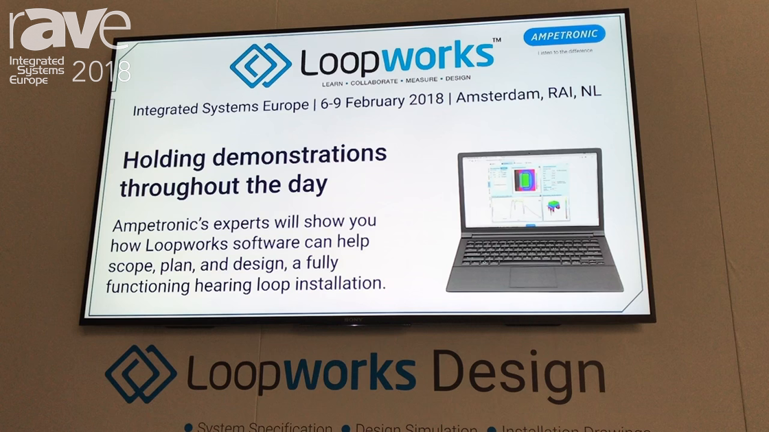 ISE 2018: Ampetronic Displays Loopworks Design Specification and Installation Software