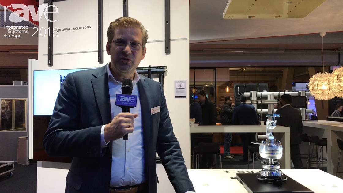 ISE 2018: Audipack Celebrates 35 Years of Innovation with the BJ-PRO-1 Adjustable Rigging Tool