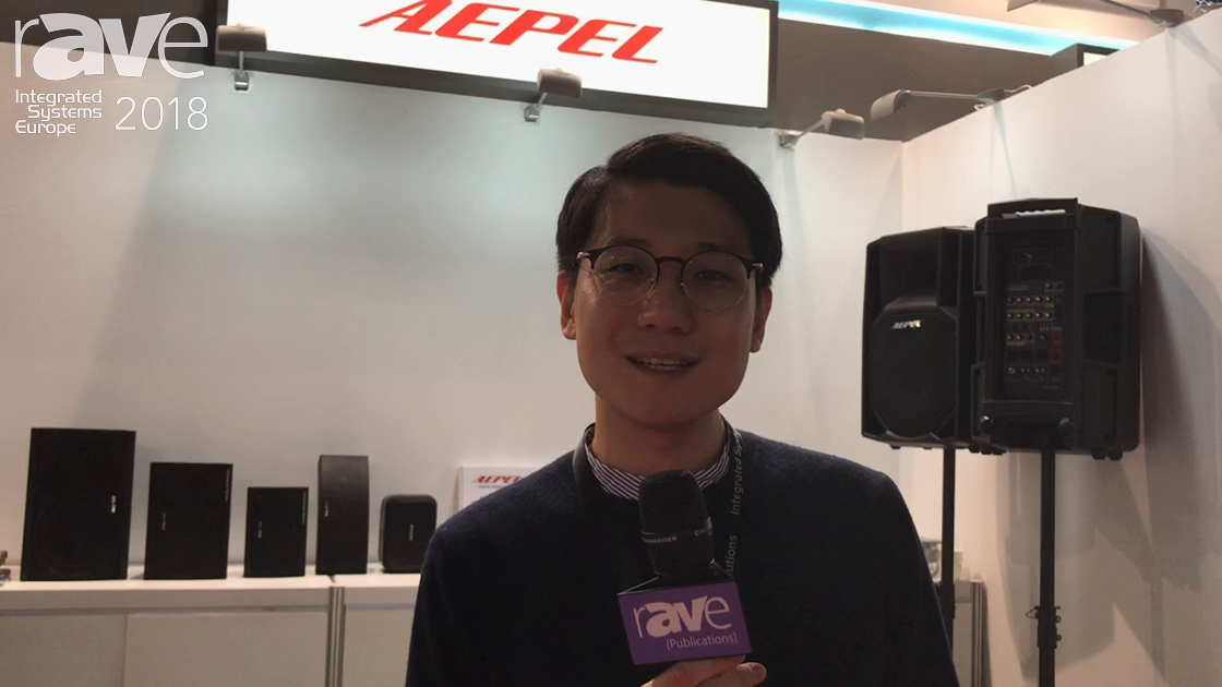 ISE 2018: AEPEL Makes ISE Debut with FC-430 and FC-530 PLUS Portable Wired and Wireless Microphones