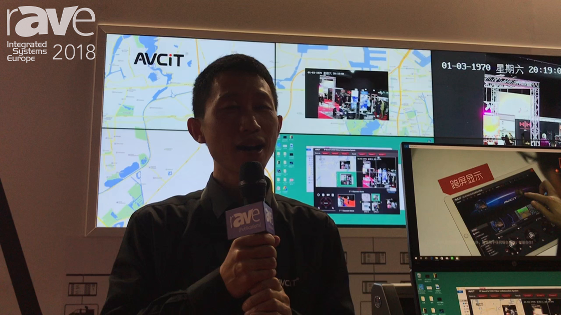 ISE 2018: AVCIT Electronics Shows Its P267 KVM Controller for Command Centers