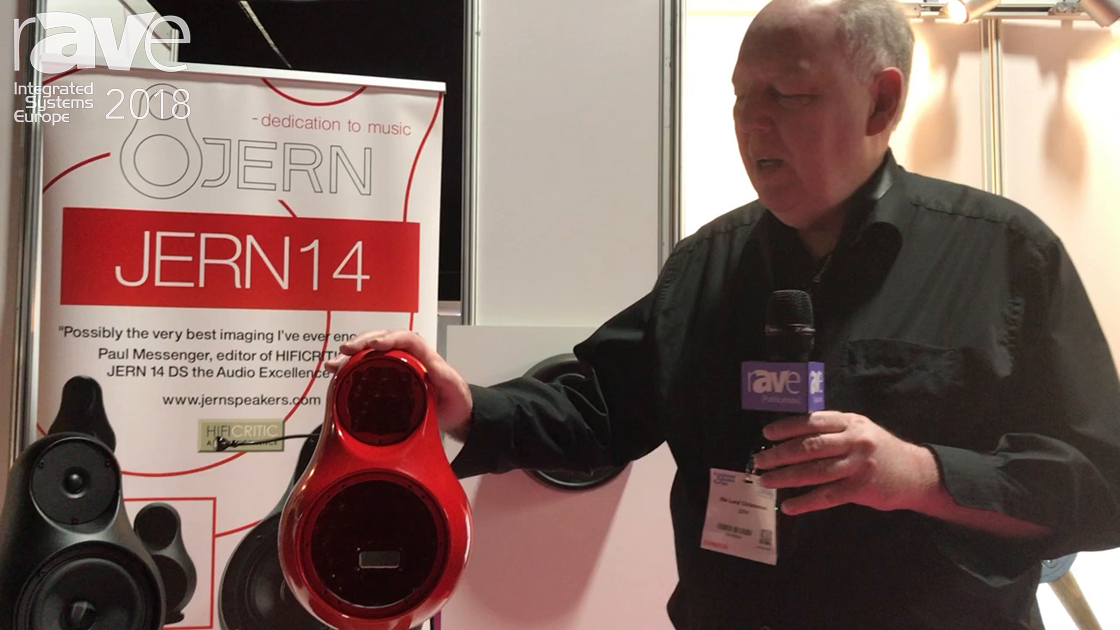 ISE 2018: JERN Debuts JERN14 Line of Cast-Iron Speaker Cabinets