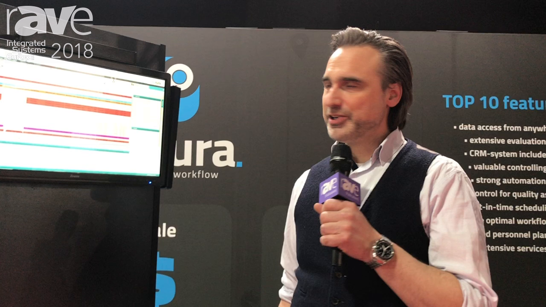 ISE 2018: Jobtura Debuts an Inventory Management System for Rental and Staging Companies