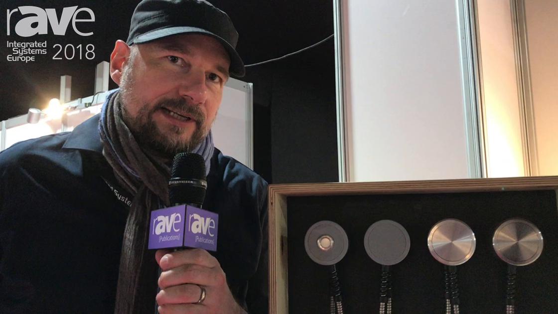 ISE 2018: Molitor Debuts VIA Multi-Language Earphone for Museum Applications
