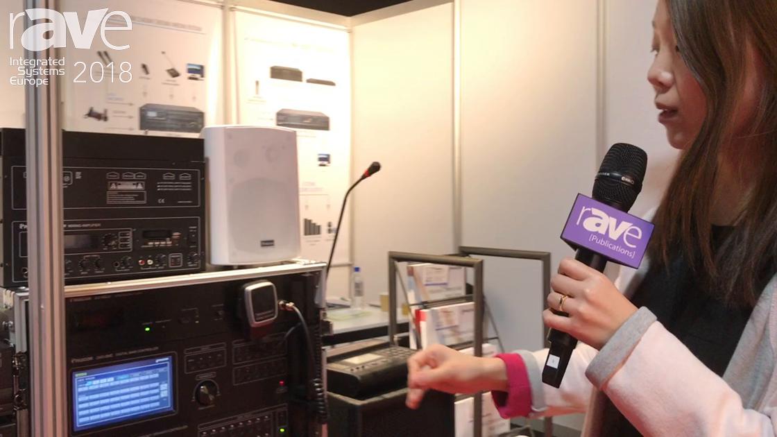ISE 2018: Pascom Offers an All-Digital Emergency Intercom System
