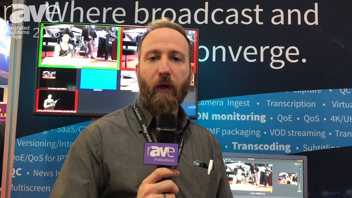 ISE 2018: Telestream Explains How Its Wirecast Streaming Systems Work