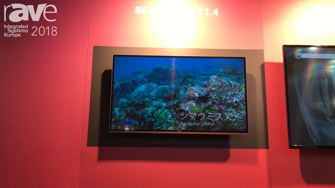 ISE 2018: Xilinx Shows What DisplayPort 1.4 Can Do with 4K and 8K Resolutions