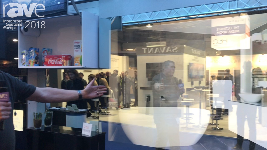 ISE 2018: Aquavision Shows 100″ Outdoor Mirror Display