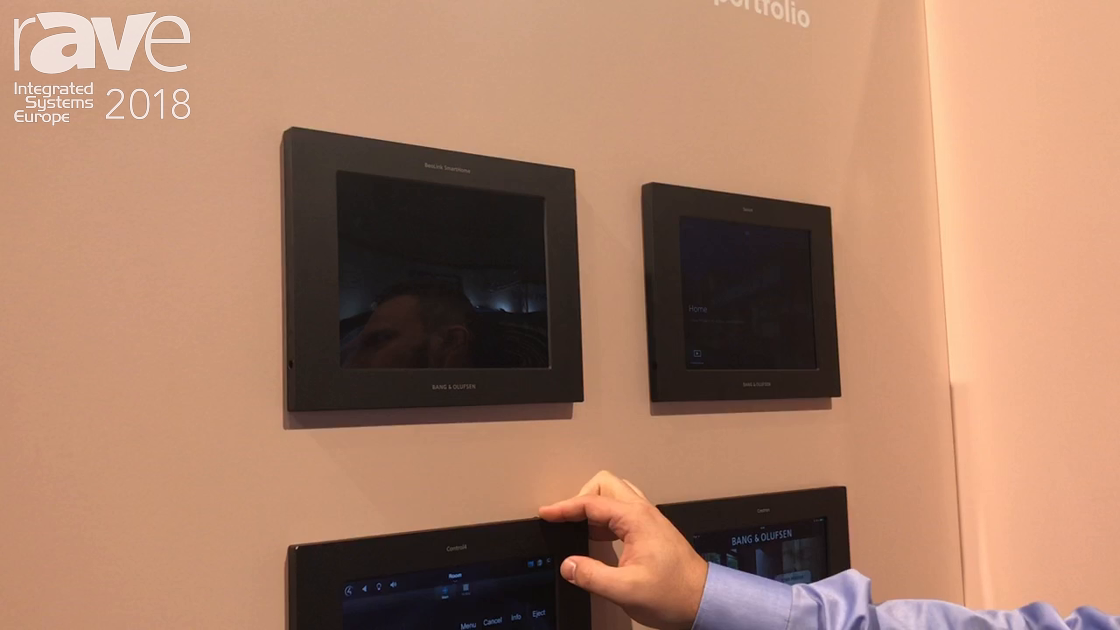 ISE 2018: Bang & Olufsen Shows Direct IP Integration