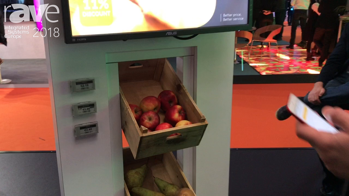 ISE 2018: Scala Shows Off Digital Paper For Store Managers