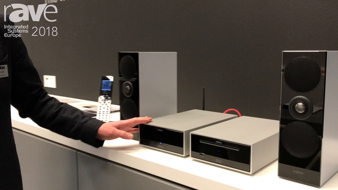 ISE 2018: Revox Highlights Revox Joy High-Quality Network Music Player System