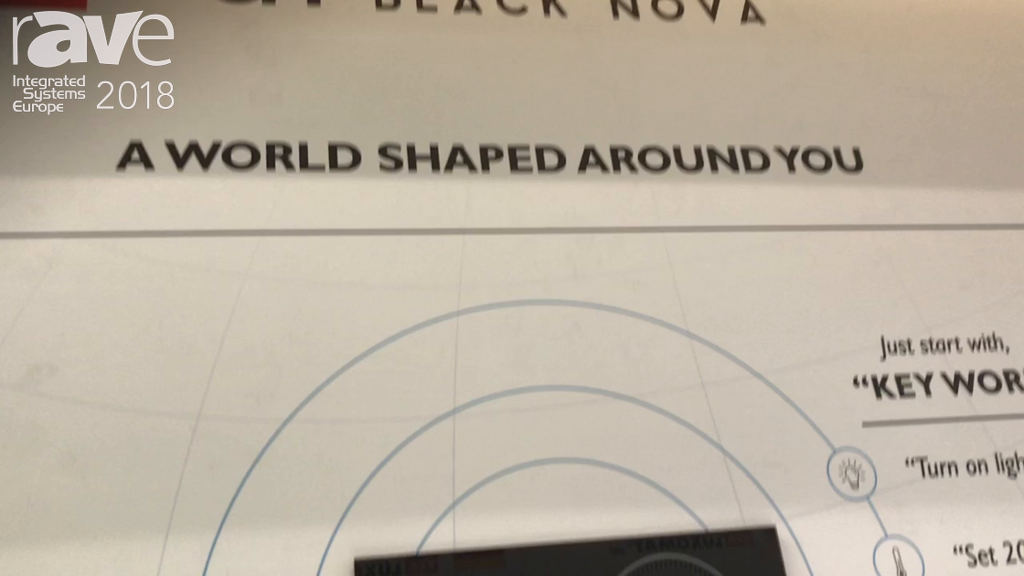 ISE 2018: Black Nova Intros Occupancy Sensor With KNX Integration