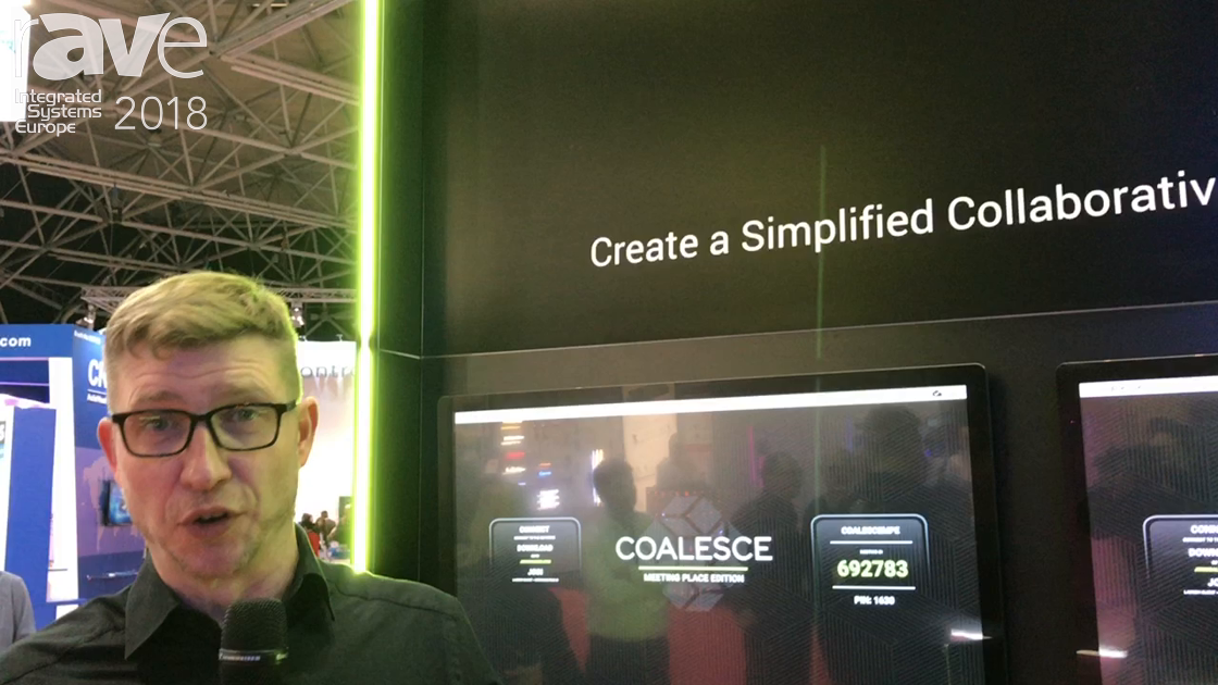 ISE 2018: Black Box Shows Coalesce Meeting Place Edition for Simplified Collaborative Environments