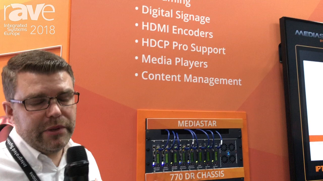 ISE 2018: Cabletime Showcases HDMI Encoder Supporting HDCP 2.2 Pro