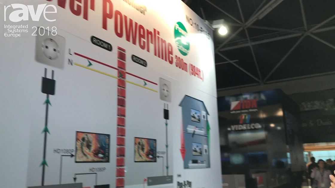 ISE 2018: Hotspot Technologies Exhibits HDMI Over Powerline for Residential Applications