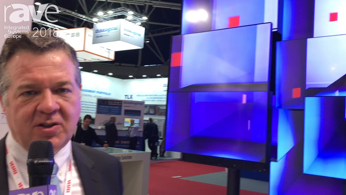 ISE 2018: Vestel Exhibits Video Wall Solution in 49″ and 55″ Options With 3.8mm and 1.8mm Bezel Gaps