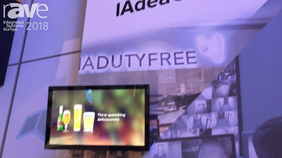 ISE 2018: IAdea Corporation Intros IAdea Care With Ability To Track All Connected Devices Remotely