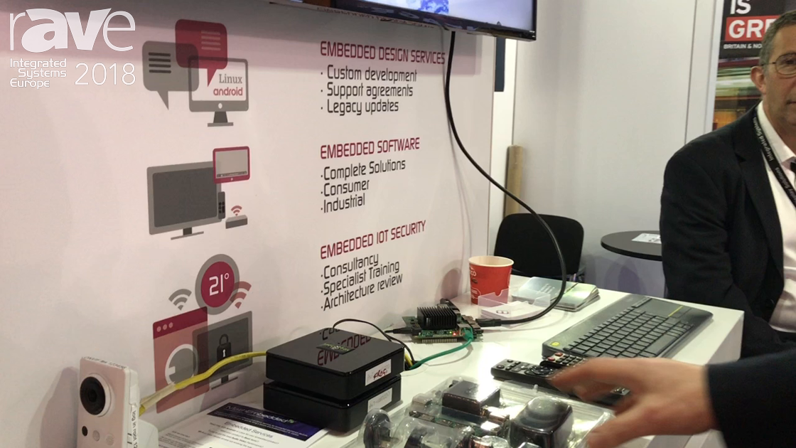 ISE 2018: Math Embedded Features Spot Box Solution Running on Raspberry Pi