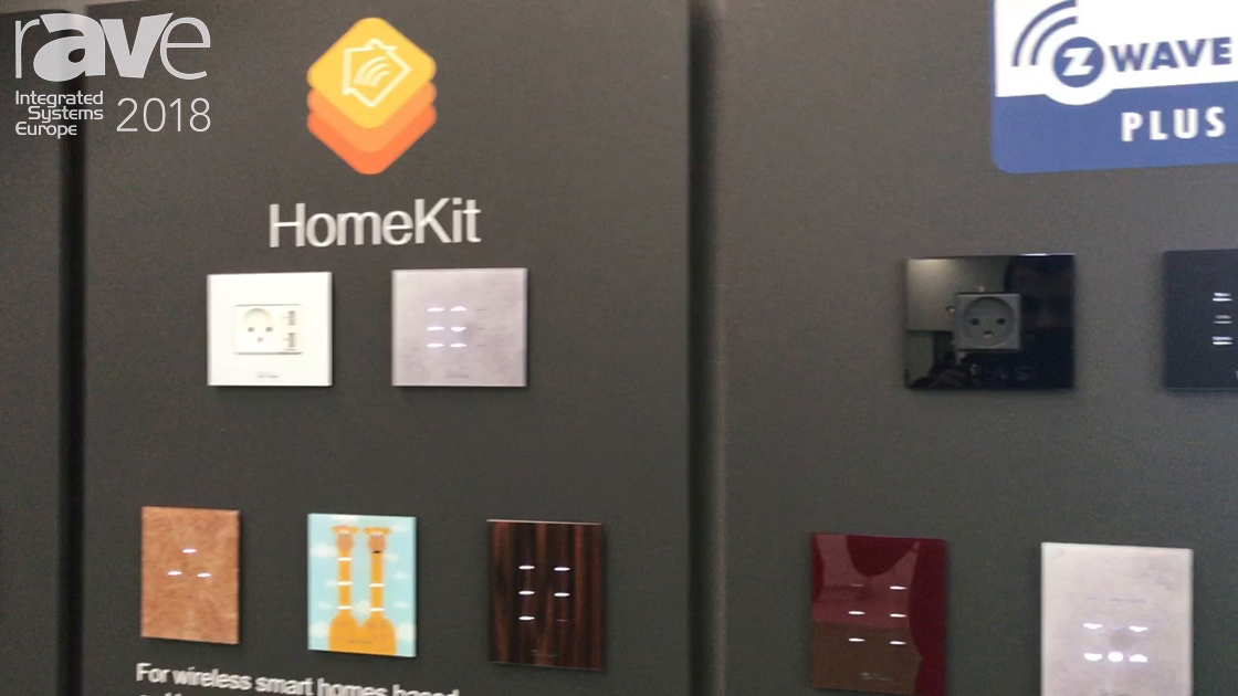 ISE 2018: CONTEC Intelligent Housing Talks About Luxurious Switches For Smart Home And Office