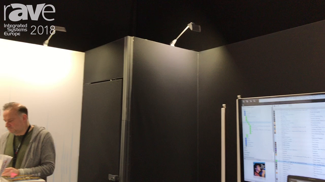 ISE 2018: Audio Innovations Discusses Slim Loudspeaker for Meeting Room and Residential Applications