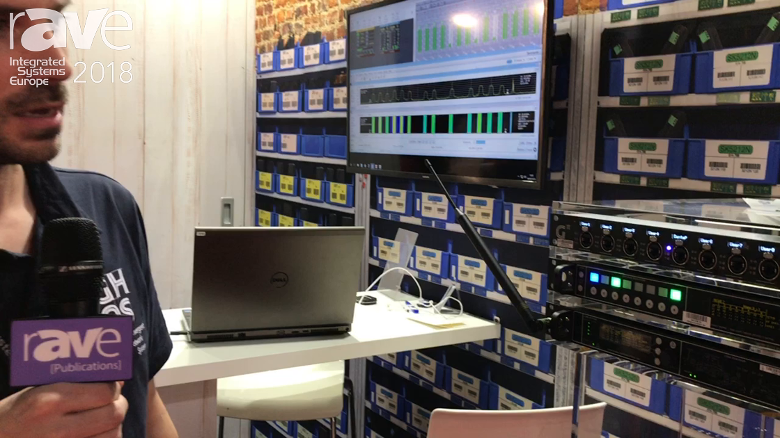 ISE 2018: Ghost Network Debuts Ghost System Audio Switcher With Management Software