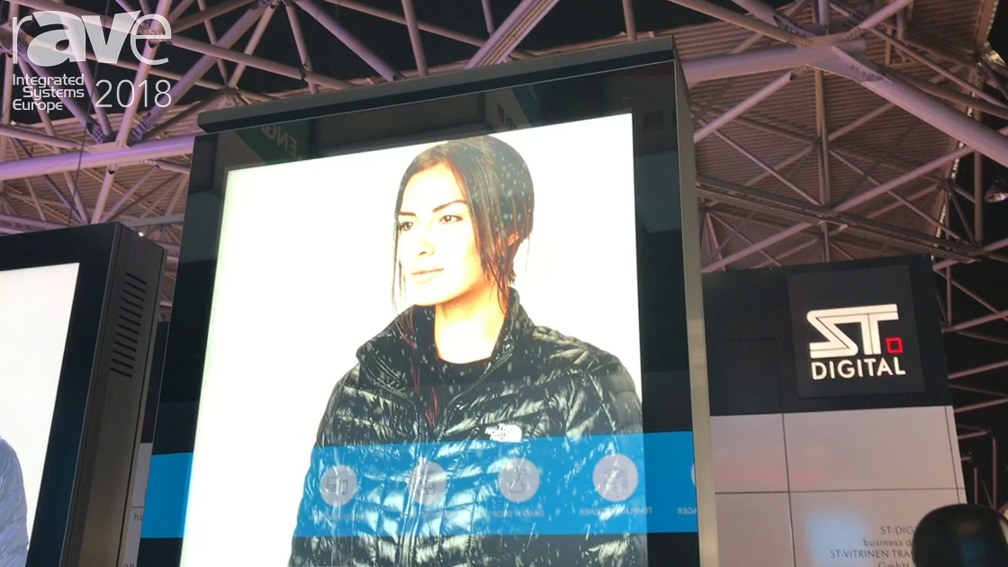 ISE 2018: ST-Digital Announces 85-Inch Rugged Outdoor LCD Display For Hotels