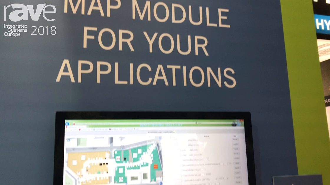 ISE 2018: 3d-berlin Presents Easyguide Maps Engine Software for Developers