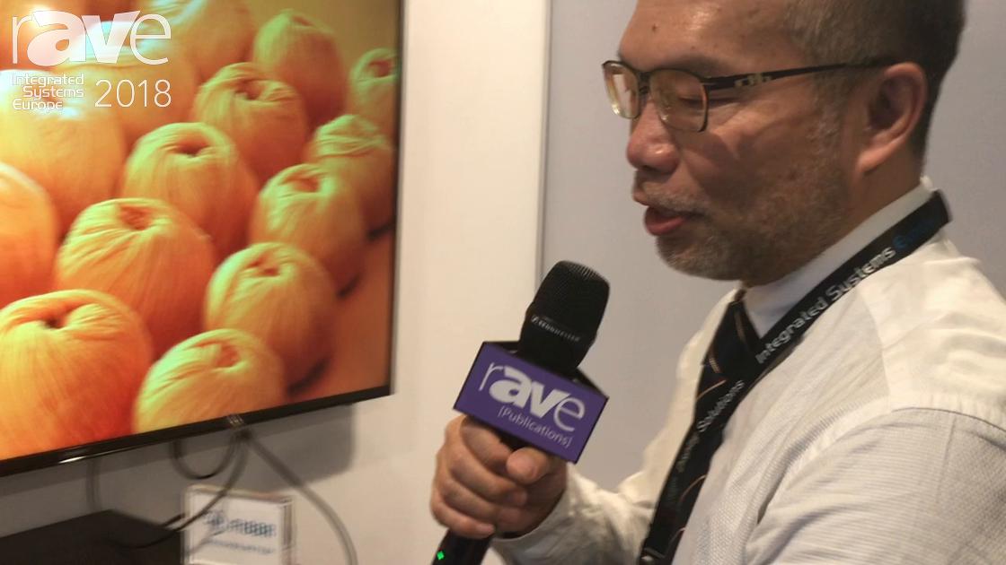 ISE 2018: Fibbr Presents HDMI AOC YOFC BendRobust Optical Fiber