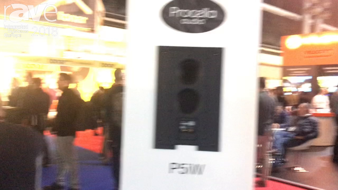 ISE 2018: Procella Audio Launches P8iW In Wall Speaker