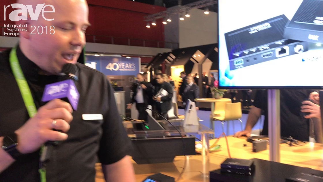 ISE 2018: Sommer Cable Presents 4.5mm 100m HDMI Active Optical Cable
