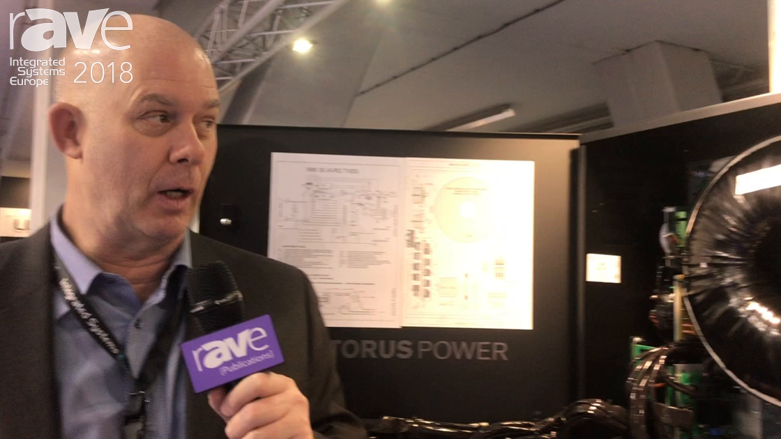 ISE 2018: Torus Power Features WM30 Isolation Transformer/Voltage Regulator