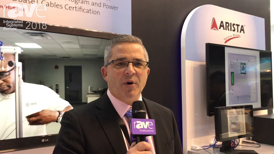 ISE 2018: UL Promotes Power Over HDBaseT Cable Certification Program