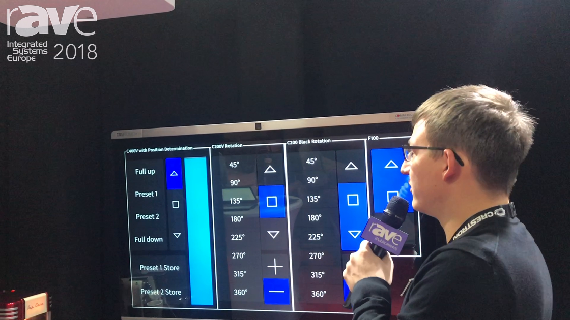 ISE 2018: Robolift Debuts Position Determination Software for Control of Product Line Lifts
