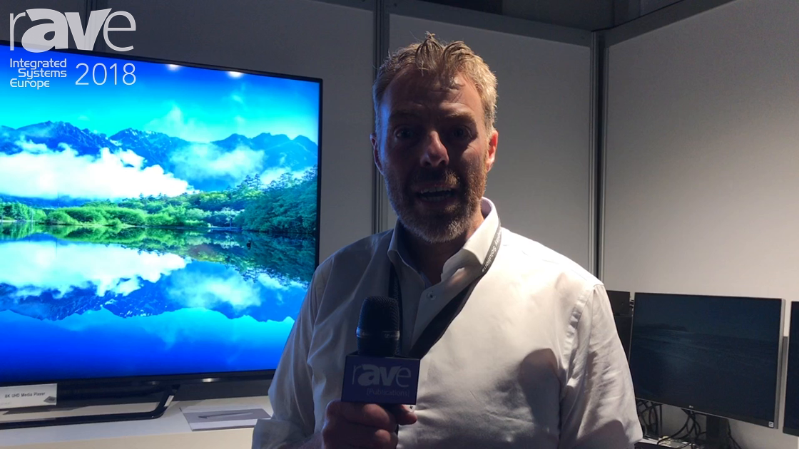 ISE 2018: Socionext Demos Single Chip 8K UHD Media Player