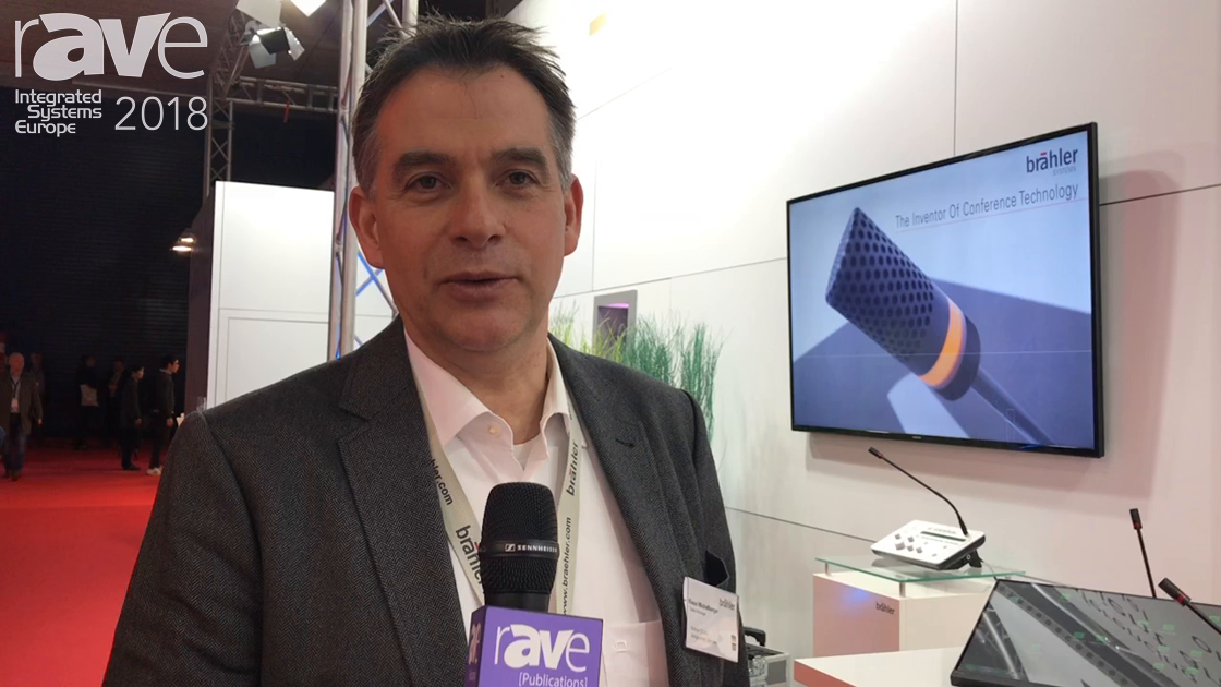ISE 2018: Braehler Discusses Smart Conferencing Systems and braehlerOS