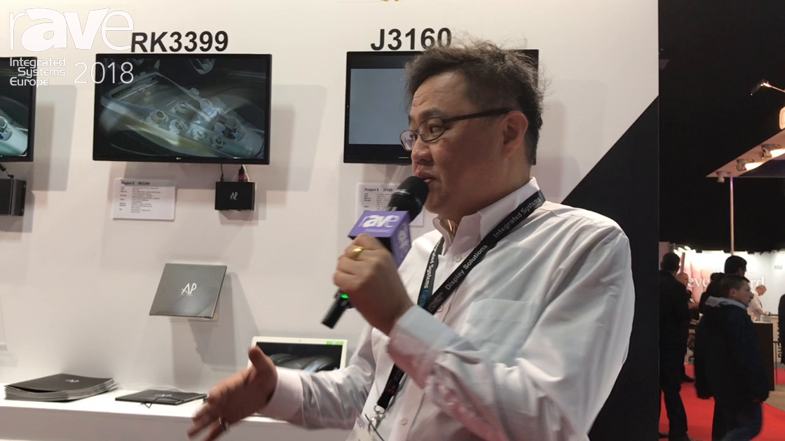 ISE 2018: Act Power Features Its HEVC Total Solutions