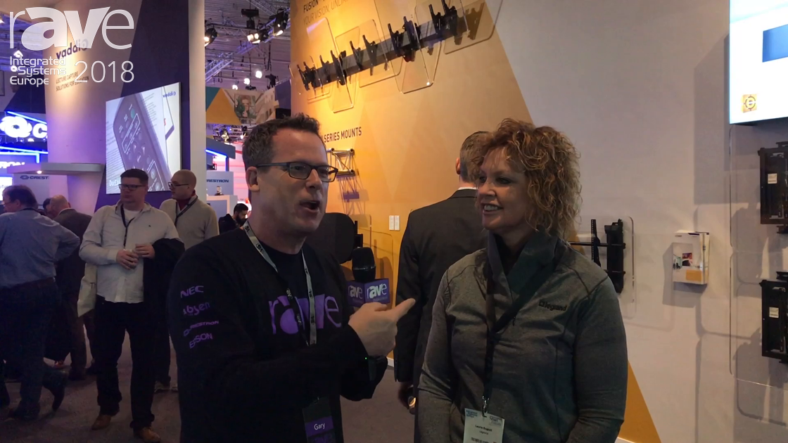 ISE 2018: Gary Kayye Interviews Laurie Englert, Milestone's VP of Customer Experience