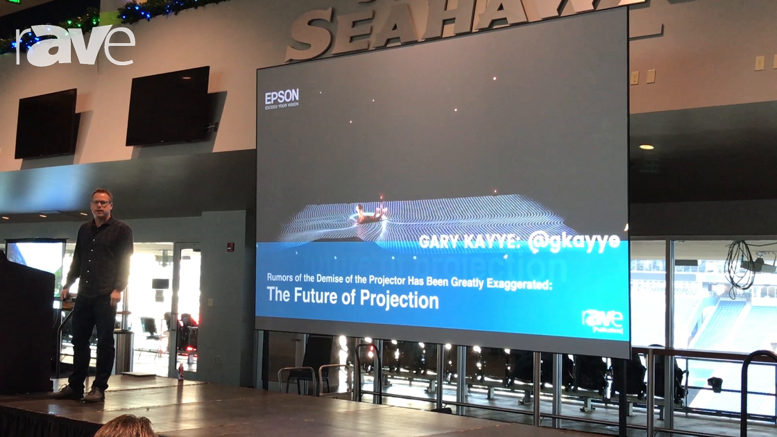 EIC 2018: Gary Kayye on the Future of Projection